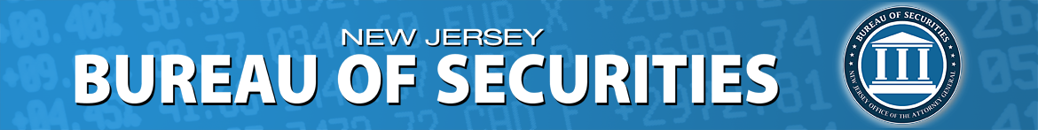 New Jersey Bureau of Securities